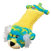 KONG Pillow Creatures Dog Toy - Tiger