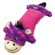KONG Pillow Creatures Dog Toy - Zebra