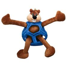 Kong Puzzlements Dog Toy - Beaver