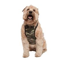 Kumfy Tailz Cools and Warms Mesh Dog Harness - Camouflage