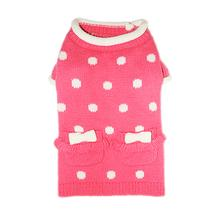 Lala Dog Sweater - Pink