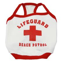 Lifeguard Dog Tank Shirt
