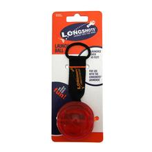 Longshots Launch Ball Dog Toy - Red