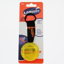 Longshots Launch Ball Dog Toy - Yellow