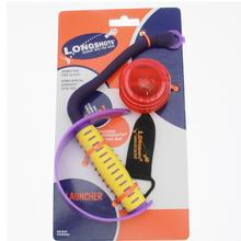 Longshots Launch Ball Set Dog Toy - Red