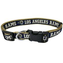 Los Angeles Rams Officially Licensed Dog Collar