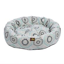 Luca Nest Dog Bed - Charm Blue