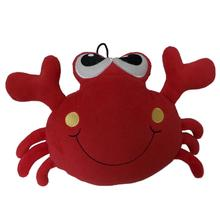 Lulubelles Power Plush Dog Toy - Crabby Patty