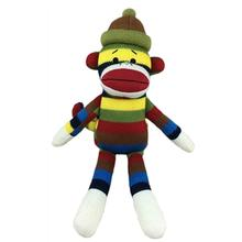 Lulubelles Power Plush - Zags Sock Monkey