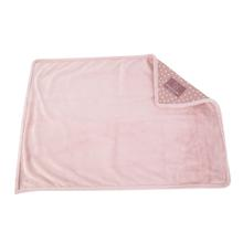 Luna Dog Blanket by Pinkaholic - Indian Pink
