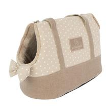 Luna Dog Carrier by Pinkaholic - Beige