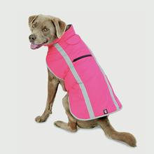 Madison Dog Parka - Watermelon