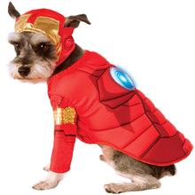 Marvel Deluxe Iron Man Dog Costume