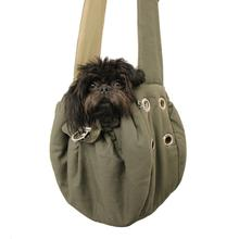 Messenger Bag Dog Carrier by Dogo - Green