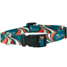 Miami Dolphins Dog Collar - Dolphins