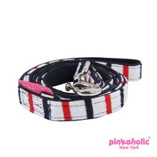 Middy Dog Leash by Pinkaholic - Navy
