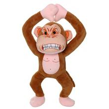 Mighty Angry Animals Dog Toy - Monkey