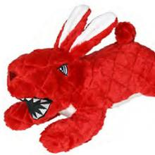 Mighty Angry Animals Dog Toy - Rabbit