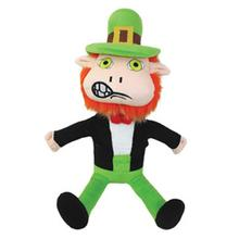 Mighty Lester Leprechaun Dog Toy