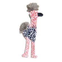 Mingo Stuffing-Free Dog Toy - Carnation