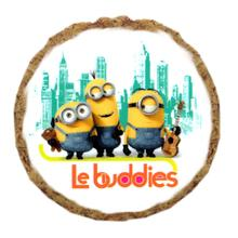 Minions Dog Treat Cookie - Le Buddies