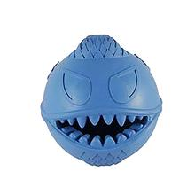 Monster Ball Dog Toy - Blue
