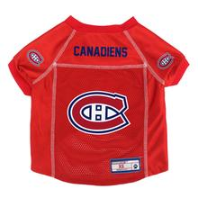 Montreal Canadiens Dog Jersey - Red