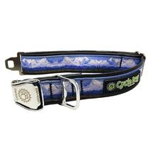 Mountain Life Metal Latch Dog Collar by Cycle Dog