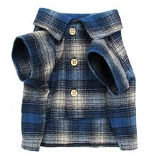 Mountaineer Dog Flannel Shirt by Dog Threads