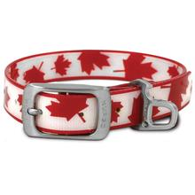 Muck Dog Collar by Kurgo - Maple Leaf