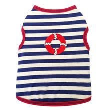 Nautical Dog Tank by I See Spot