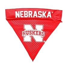 Nebraska Huskers Dog Bandana Collar Slider