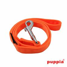 Neon Dog Leash by Puppia - Orange