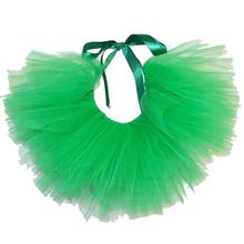Neon Green Tulle Dog Tutu by Pawpatu