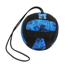 Neoprene Volleyball Dog Toy by Body Glove - Blue