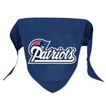 New England Patriots Mesh Dog Bandana