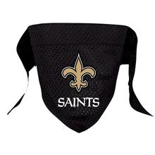 New Orleans Saints Mesh Dog Bandana