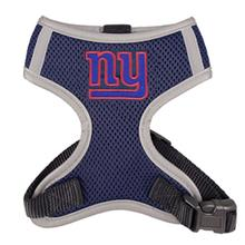 New York Giants Dog Harness