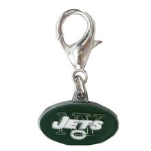 New York Jets Logo Dog Collar Charm