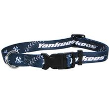 New York Yankees Baseball Dog Collar