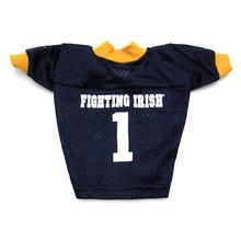 Notre Dame Fighting Irish Dog Jersey