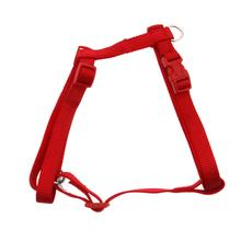 Nylon Harness by Zack & Zoey - Tomato Red