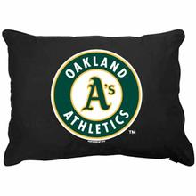 Oakland Athletics Dog Bed