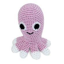 Octopus Crochet Ball Toy by Dogo