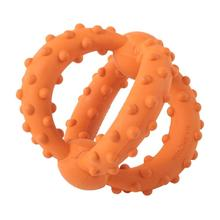 Octopus Retrieval Ball by Major Dog-Orange