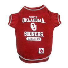 Oklahoma Sooners Athletics Dog T-Shirt