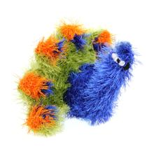 OoMaLoo Handmade Peacock Dog Toy