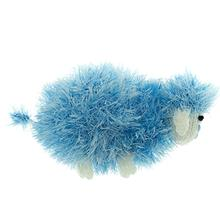 OoMaLoo Handmade Sheep Dog Toy - Blue
