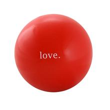 Orbee-Tuff Love Ball Dog Toy - Red