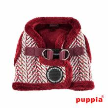 Oz Dog Harness Vest by Puppia - Wine